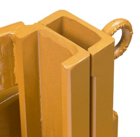 Profili in acciaio laminati a caldo