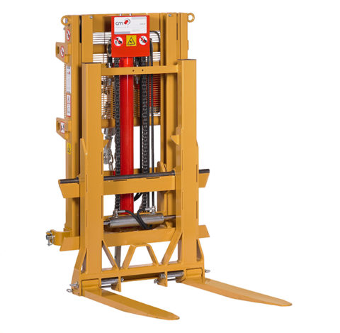 Elevatore idraulico CM16THAL