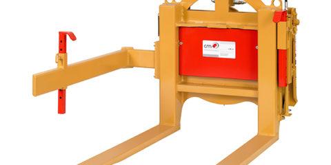 Rovesciatore idraulico CM165ECO