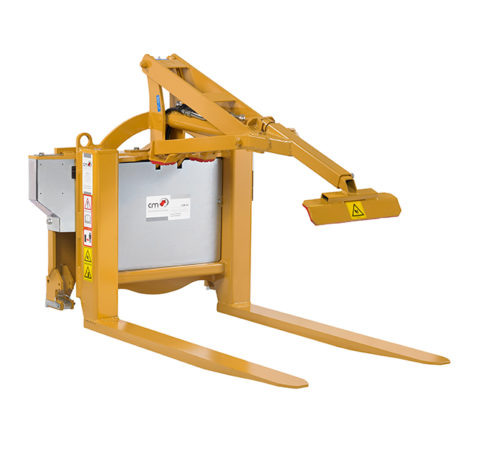 Rovesciatore idraulico CM 165 S15