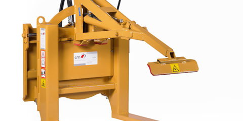 Rovesciatore idraulico CM165S15