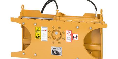 Rovesciatore idraulico CM180PF15