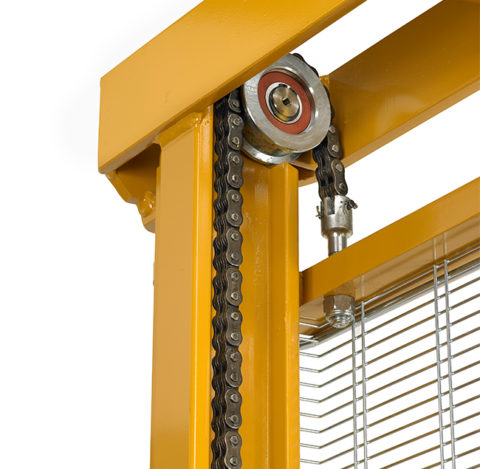 Standard lifting chains