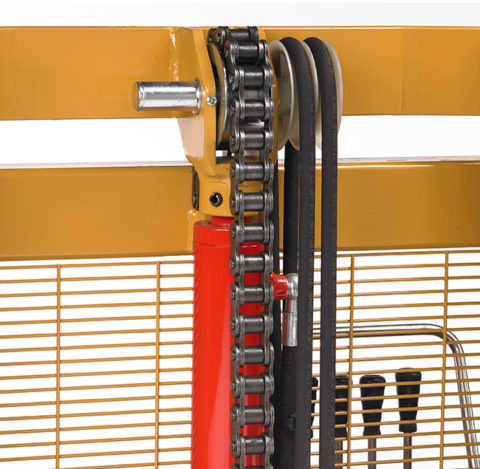 Standard lifting chain