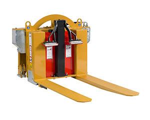 Hydraulic tippers cm165 flap