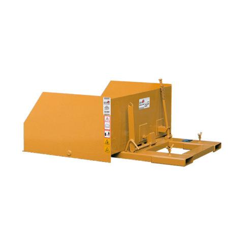 Hydraulic bucket CMBLMF