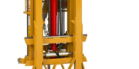 Hydraulic forklift CM16THAD