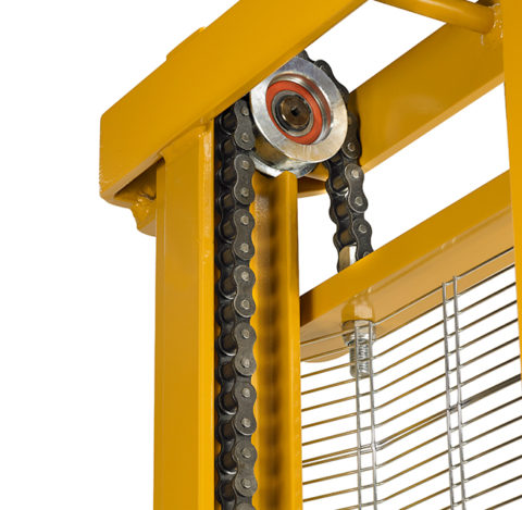 Fleyer type lifting chains