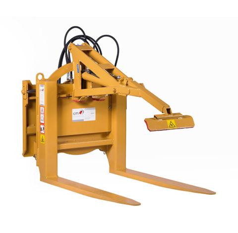 Hydraulic tipper CM165 S15