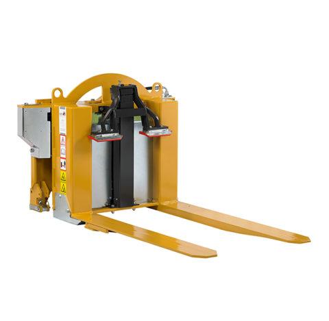Hydraulic tippers CM 165 FLAP
