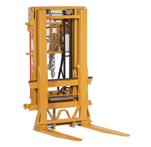 elevatore idraulico CM10TBCL - cm elevatori lugo ravenna