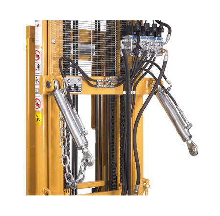 Kit dos cilindros de inclinación