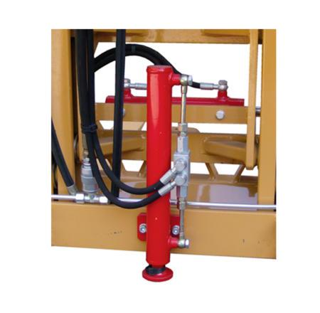 Hydraulic stand
